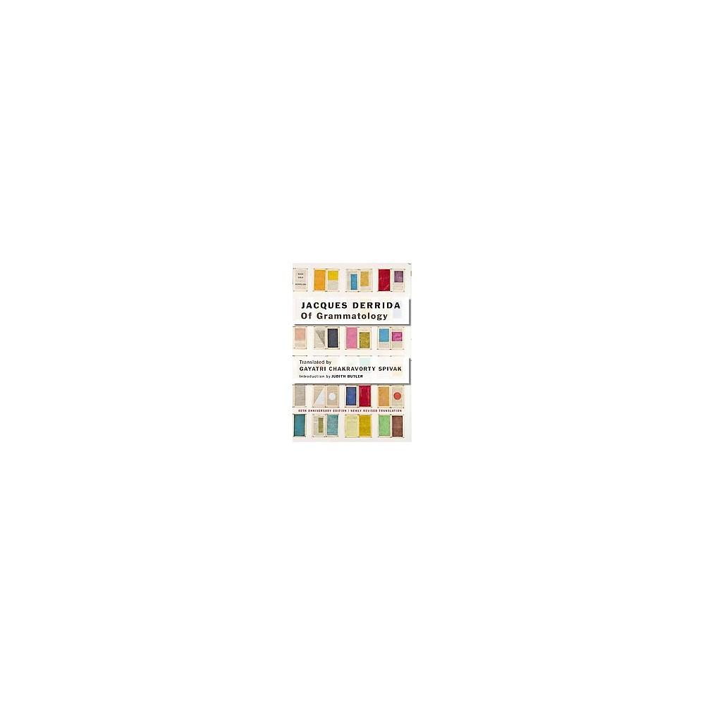 Of Grammatology (Reprint) (Paperback) (Jacques Derrida)