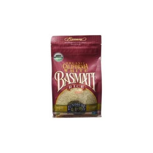 Lundberg Organic Long Grain California White Basmati Rice - 2lbs - image 1 of 3