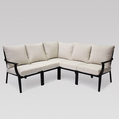 This item has 6 photos submitted from guests just like you! & Fairmont 5pc Patio Sectional - Threshold™ : Target