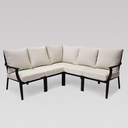 Fairmont 5pc Patio Sectional - Threshold™ - image 1 of 1