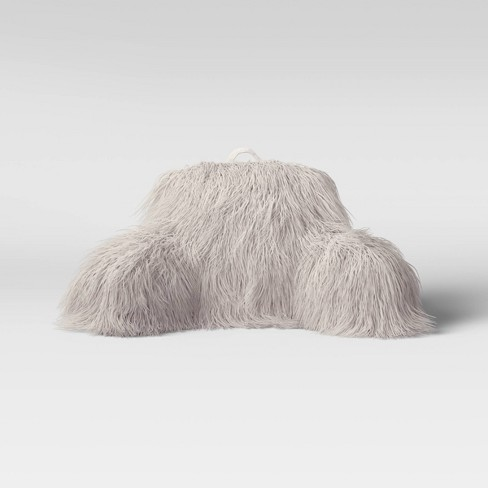 Faux Fur Bed Rest Pillow - Opalhouse™ - image 1 of 4