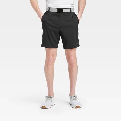 Men's Cargo Golf Shorts - All in Motion™ Black 30