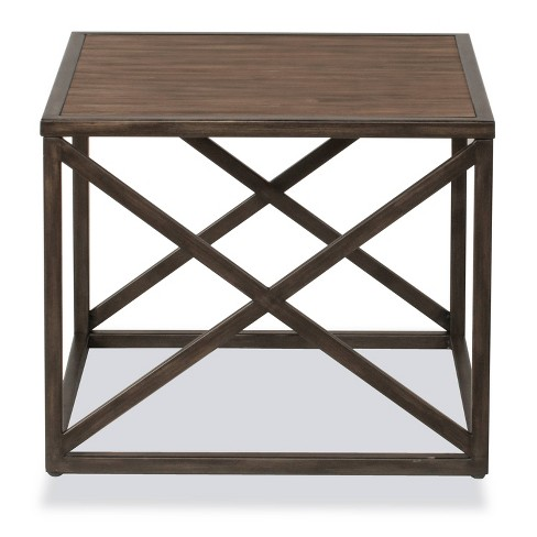 Angora End Table Light Brown - Hillsdale Furniture - image 1 of 6