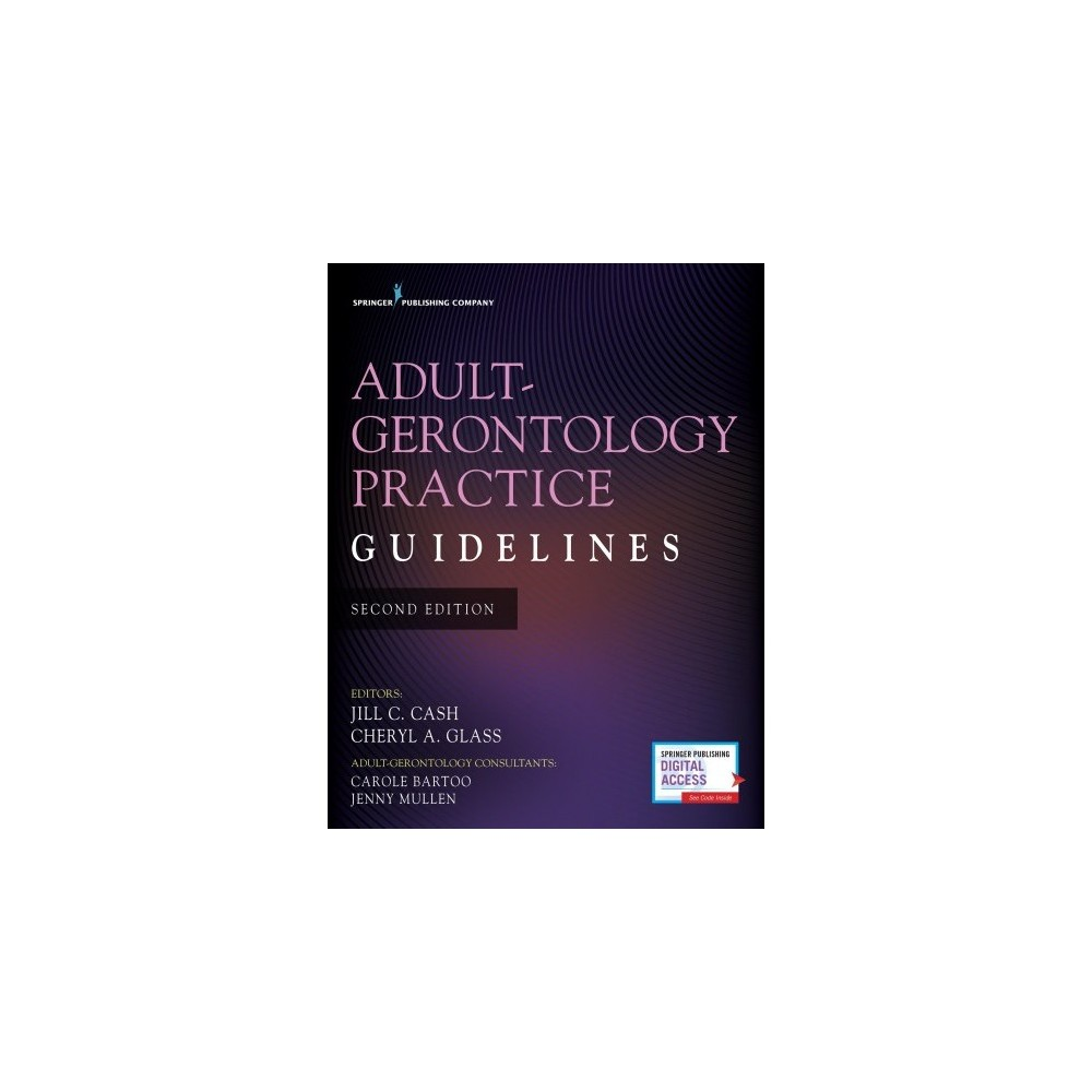 Adult-Gerontology Practice Guidelines - 2 Pap/Psc (Paperback)