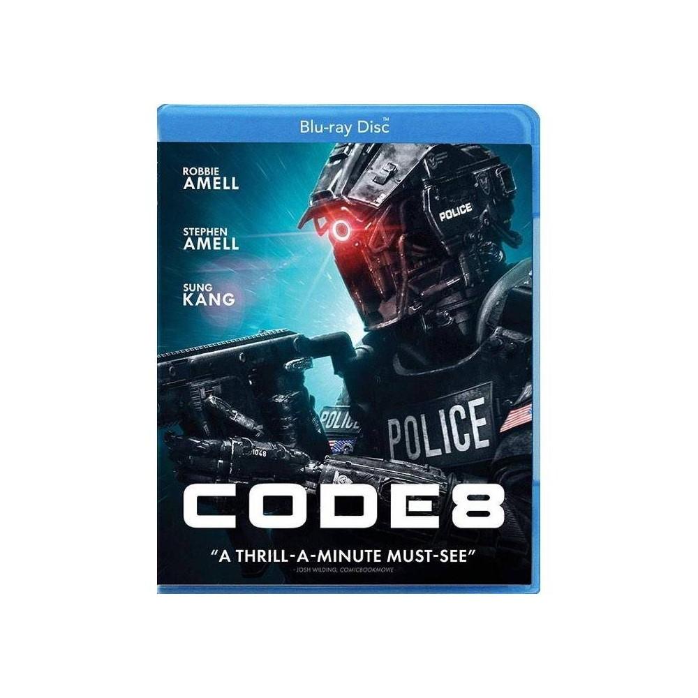 Code 8 Blu Ray 2020