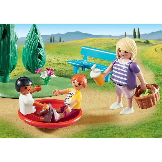 Playmobil Park Playground image number null
