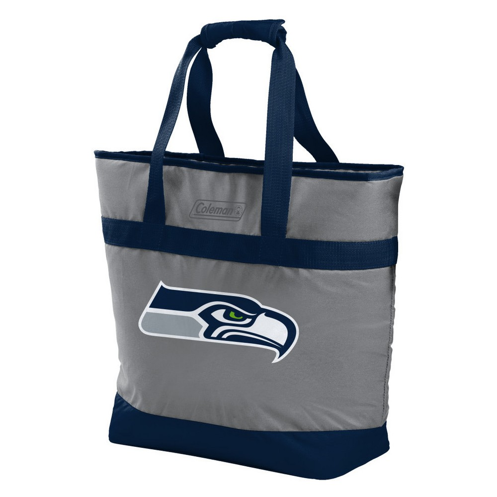 NFL Seattle Seahawks Rawlings 30-Can Soft Sided Cooler Tote