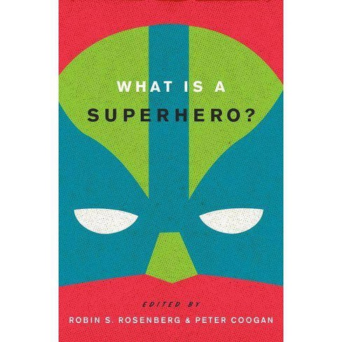 What Is a Superhero? - (Hardcover) - image 1 of 1