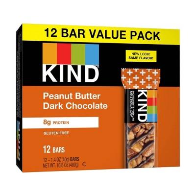 Granola & Protein Bars: KIND Plus
