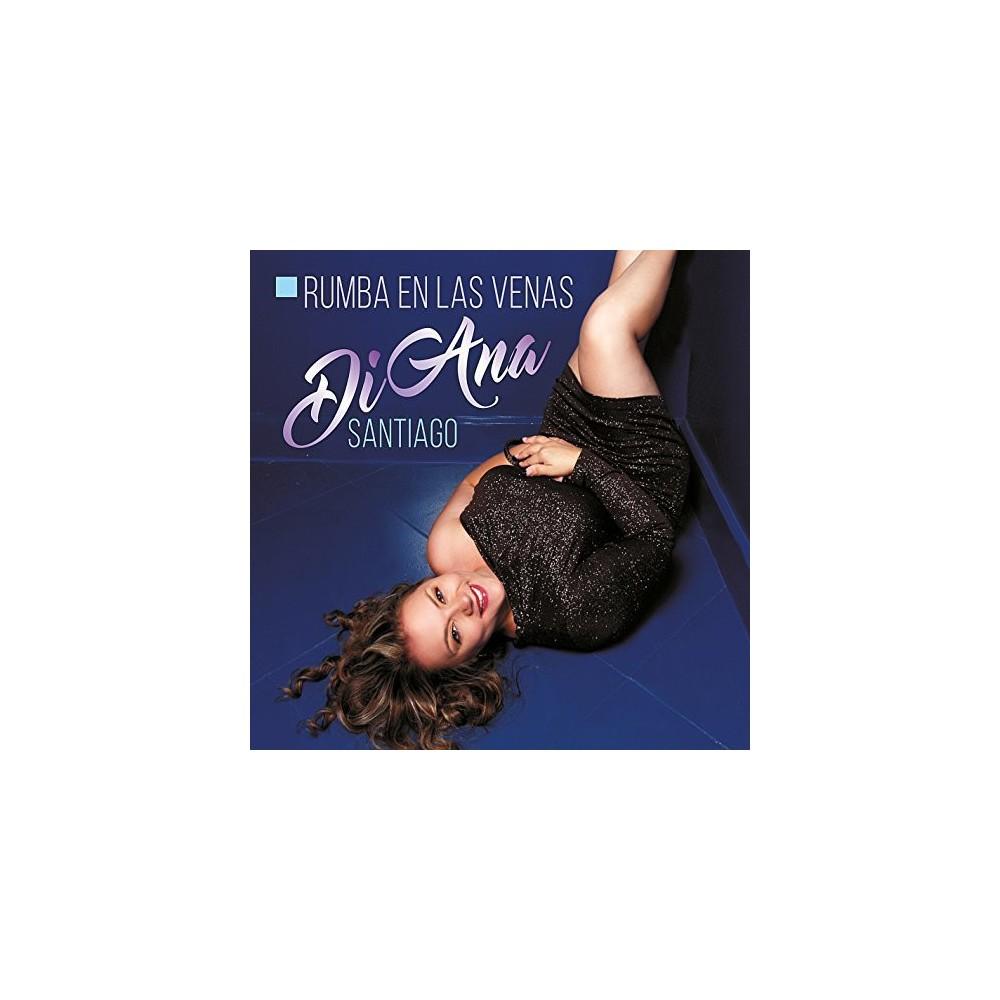 Diana Santiago - Rumba En Las Venas (CD)