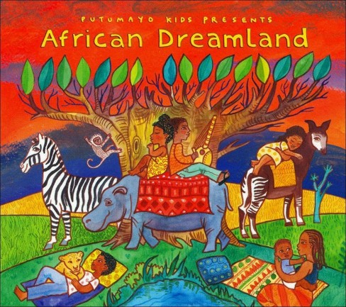 Putumayo presents - African dreamland (CD) - image 1 of 1