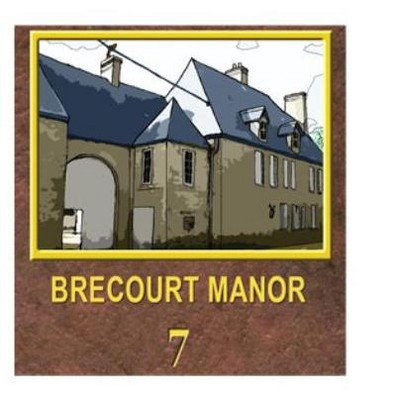 Chapter Expansion Pack #7 - Brecourt Manor Board Game