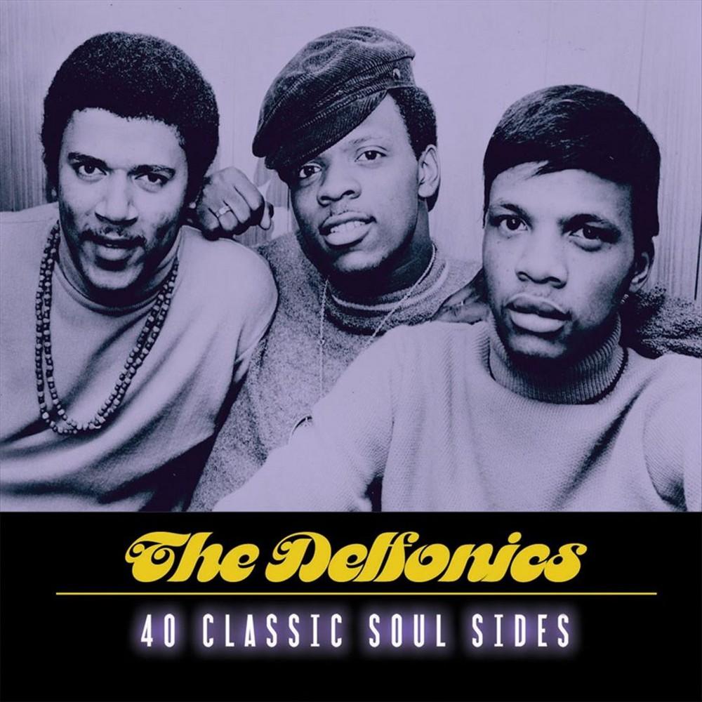 Delfonics - 40 Classic Soul Sides (CD)