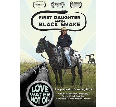 First Daughter And The Black Snake (DVD) - image 1 of 1