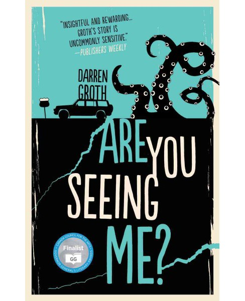 Are You Seeing Me? (Reprint) (Paperback) (Darren Groth) - image 1 of 1