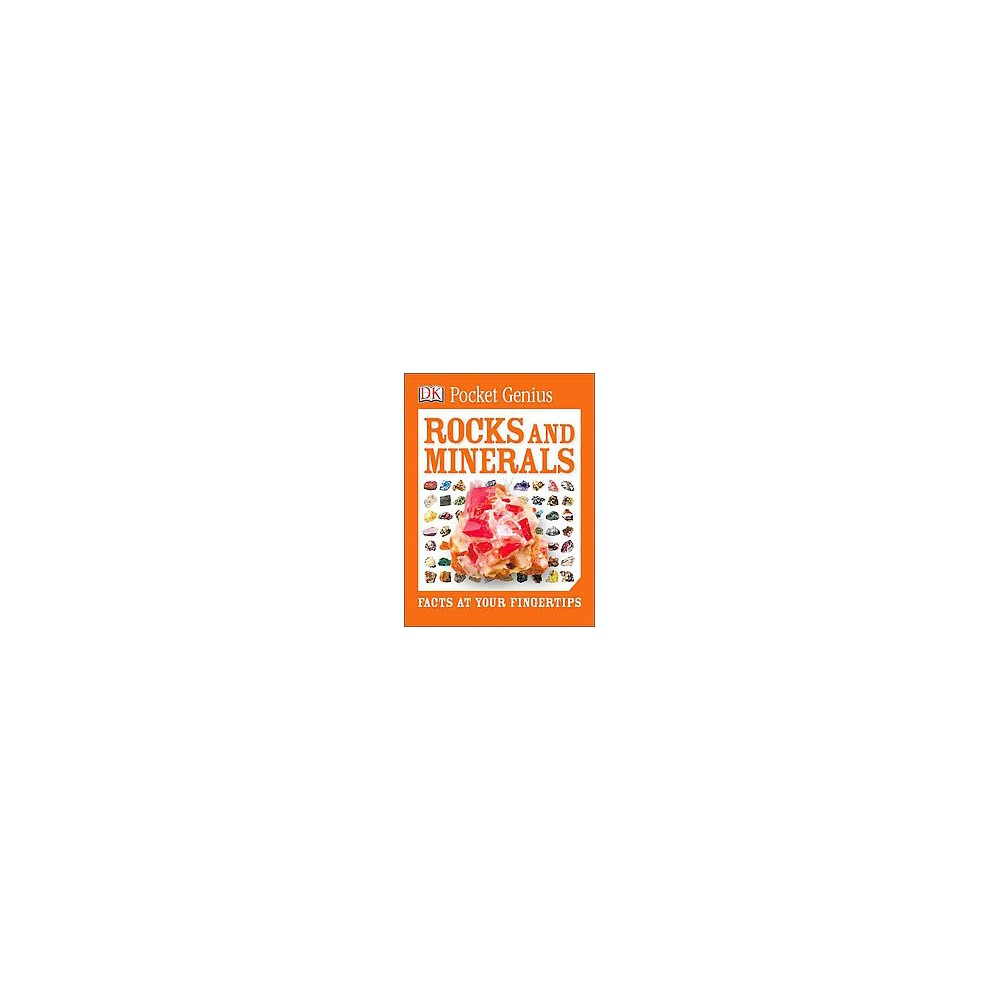 Pocket Genius Rocks And Minerals Paperback