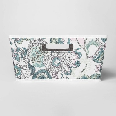 Fabric Half Bin Floral - Threshold™