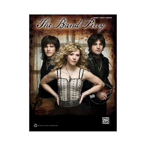 Alfred The Band Perry - Piano/Vocal/Guitar Book - image 1 of 1