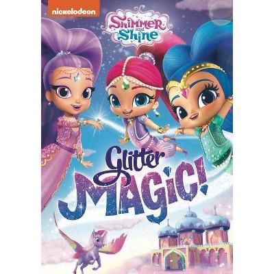 Shimmer and Shine: Glitter Magic! (DVD)