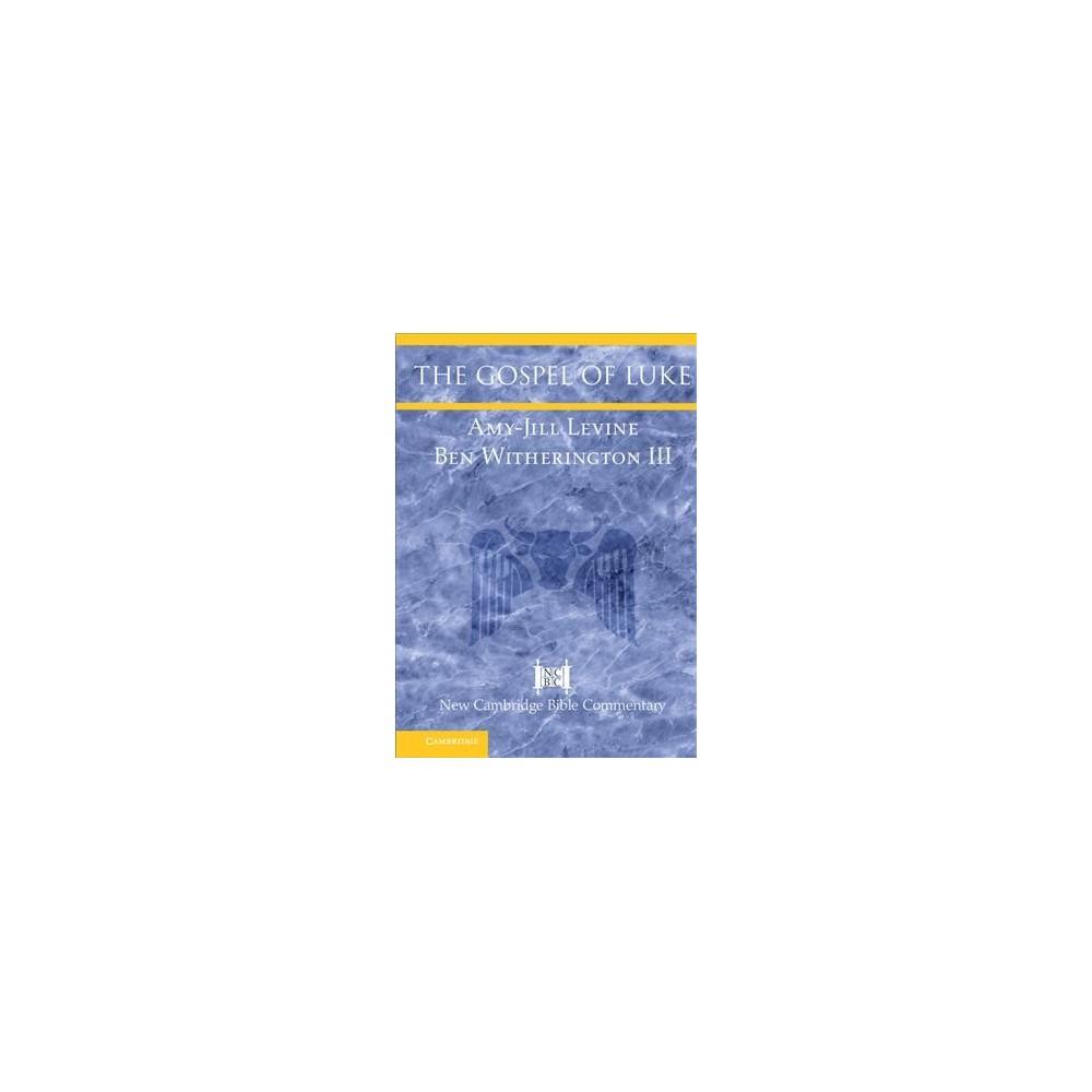 Gospel of Luke - by Amy-Jill Levine & Iii Ben Witherington (Paperback)