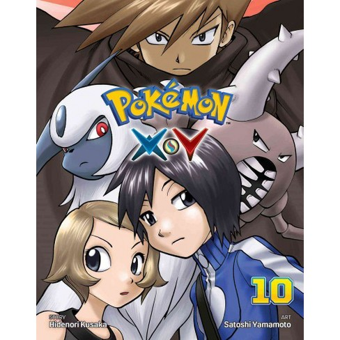 Pokémon X-Y, Vol. 10 - (Pokemon) (Paperback) - image 1 of 1