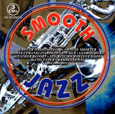Various Artists - Smooth Jazz (Sony) (CD) - image 1 of 2