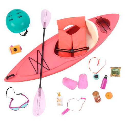 Our Generation® Kayak Accessory Set - image 1 of 5