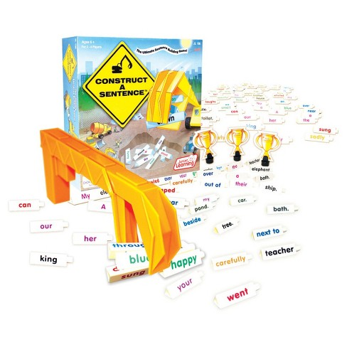 Junior Learning® Construct a Sentence Learning Kit - image 1 of 2