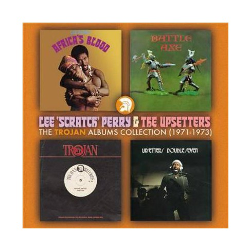 Various - Lee Perry & The Upsetters: The Trojan Albums Collection, 1971 To 1973 (CD) - image 1 of 1