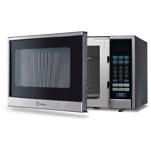 Ft 1000 Watt Microwave Oven Black Target