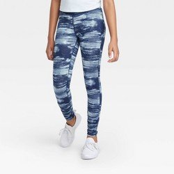 Girls' Ruched Performance Leggings - All in Motion™