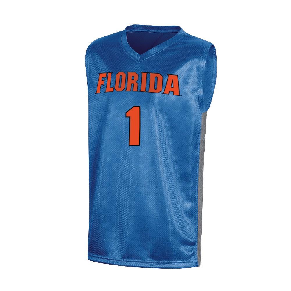 NCAA Boy's Basketball Jerseys Florida Gators - S, Multicolored
