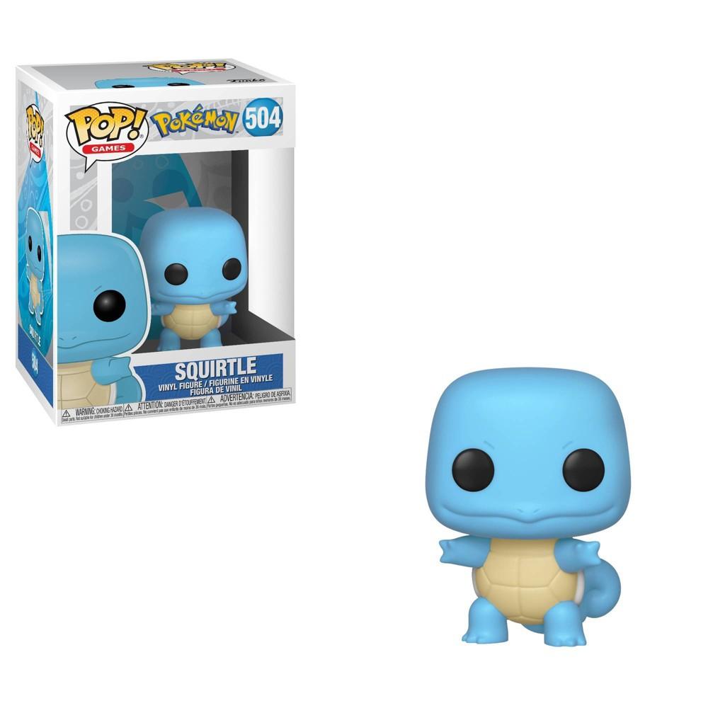 Funko POP! Games: Pokemon - Squirtle