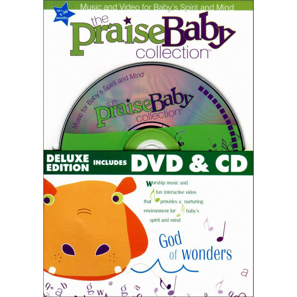Praise Baby Collection:God Of Wonders (Dvd)
