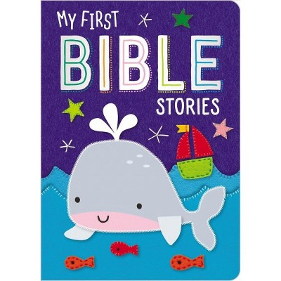 My First Bible Stories - (My First Bible Stories)by Ltd. Make Believe Ideas (Hardcover)
