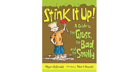 Stink It Up! (Paperback) - image 1 of 1