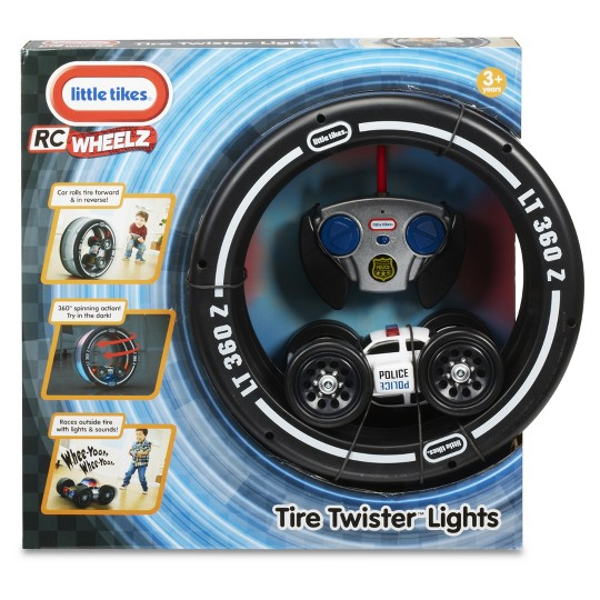 Little Tikes Tire Twister Lights image number null
