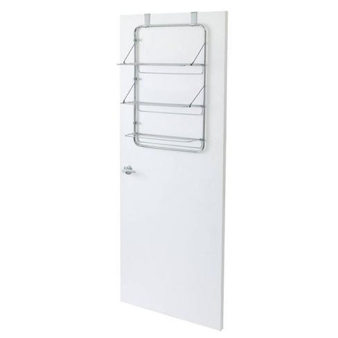Neatfreak 3 Tier Chrome Cascading Drying Rack Shelf - image 1 of 3