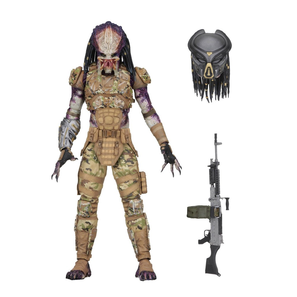 "Image of ""Predator (2018) Ultimate Emissary Predator 7"""" Action Figure"""