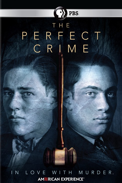 American experience:Perfect crime (DVD) - image 1 of 1