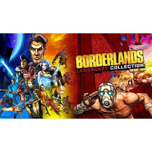 Borderlands: Legendary Collection - Nintendo Switch (Digital) - image 1 of 4