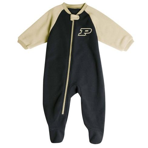 NCAA Purdue Boilermakers Infant Blanket Sleeper - image 1 of 2