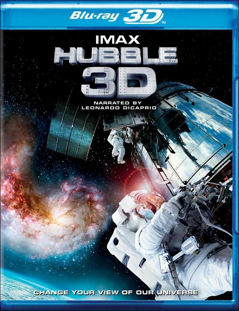 Hubble 3d (Imax) (Blu-ray) - image 1 of 1