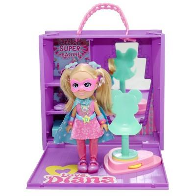 Love, Diana Mini Mall Mystery Shopper Super Salon