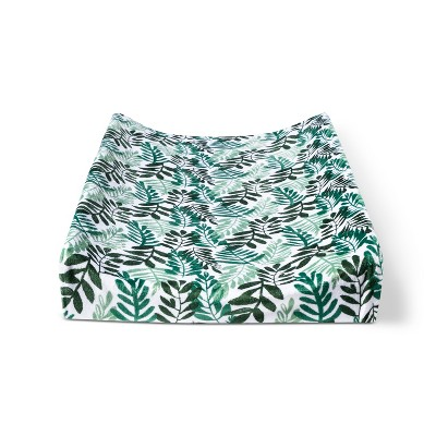 Changing Pad Cover - Cloud Island™ Green