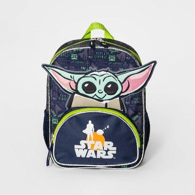 Kids' Star Wars: The Mandalorian Baby Yoda Mini Backpack - Blue
