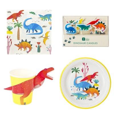 Dinosaur Party Décor and Accessory Bundle