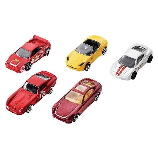 Hot Wheels Diecast 5 Car Pack image number null
