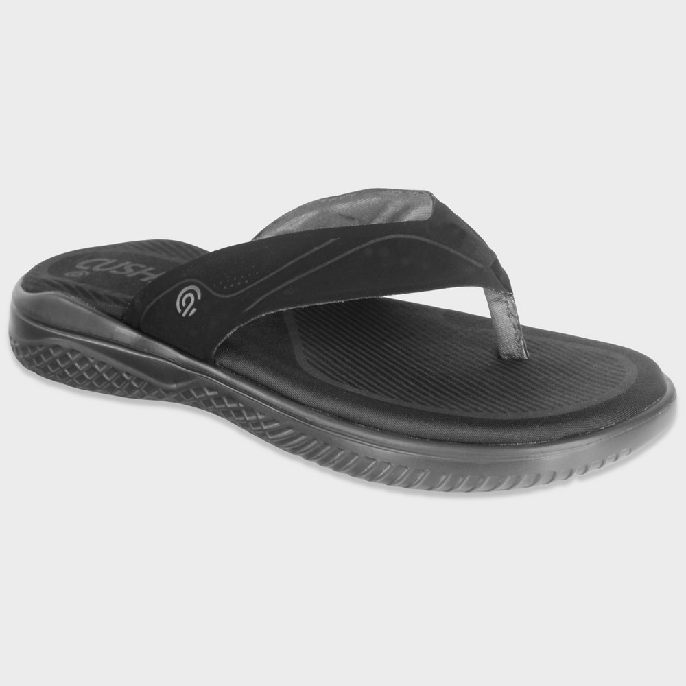 Image of Men's Luke Thong Sandals - C9 Champion Black S, Size: Small