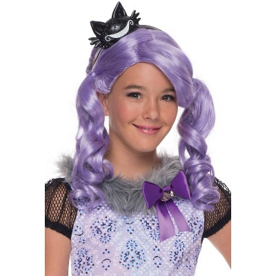 Ever After High Kitty Cheshire Wig
